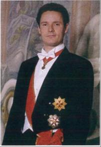 S.A.I. e R. Sigismondo d'Asburgo, Gran Maestro degli ordini di S. Stefano e S. Giuseppe della Casa Asburgo - Lorena di Toscana
